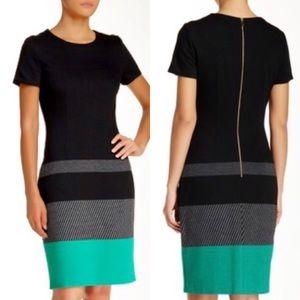 Hugo Boss Hanine Sheath Career Dress